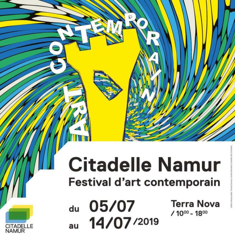 affiche Citadelle de Namur