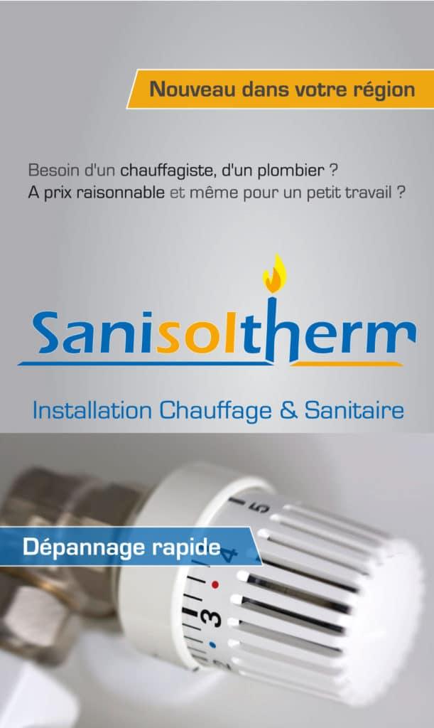 logo pour chauffagiste